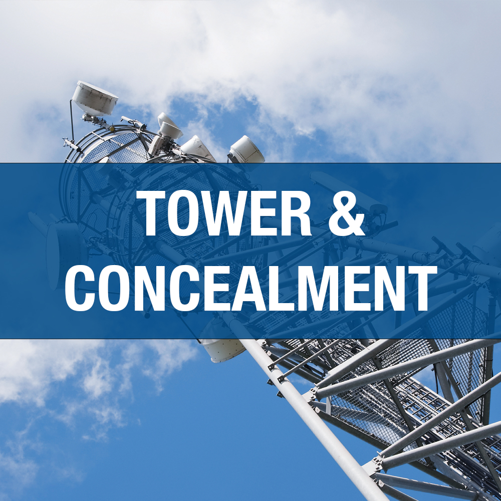 Tower-and-Concealment